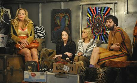 TV Ratings Report: 2 Broke Girls, Mike & Molly Surge to Season Highs