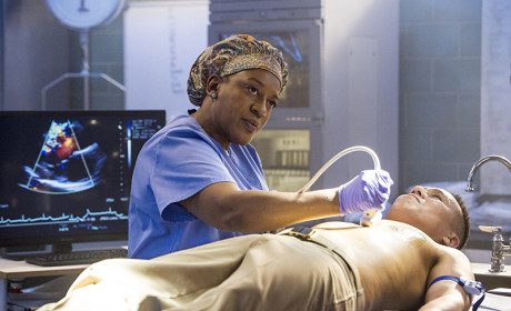 Radiation Poisoning - NCIS: New Orleans