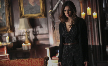 Elena Looks On - The Vampire Diaries