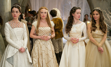 "Reign Photos from ""Banished"""