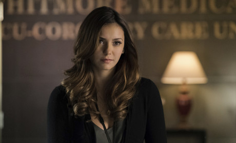 Providing Support - The Vampire Diaries Season 6 Episode 12