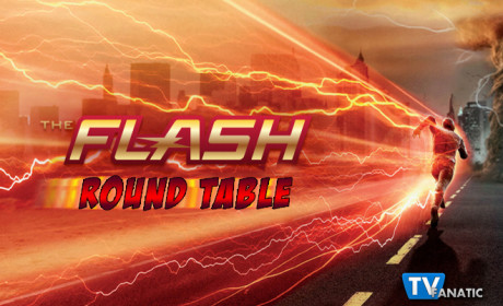 The Flash Round Table: Can Barry Change the Past?