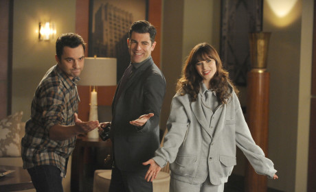 New Girl Season 4 Episode 14 Review: Swuit
