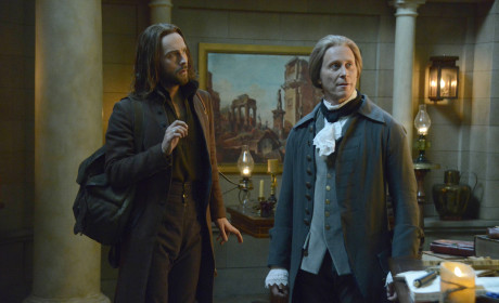 Sleepy Hollow Season 2 Episode 16 Review: What Lies Beneath