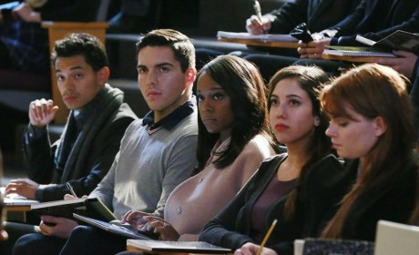 Class in Session - How to Get Away with Murder
