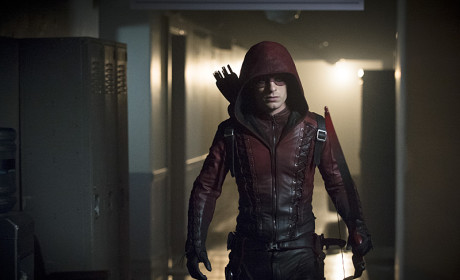 Prepared for a Fight - Arrow Season 3 Episode 12