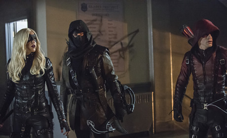 New Team Arrow Member? Season 3 Episode 12