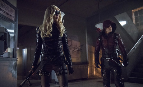 Looking for a Fight - Arrow Season 3 Episode 12