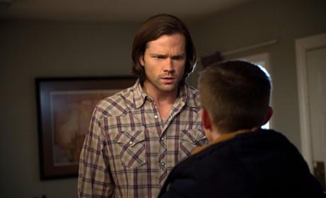 Concerned Sam - Supernatural Season 10 Episode 12