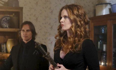 Rebecca Mader as Zelena - Once Upon a Time