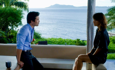 Kono and Adam  - Hawaii Five-0 Season 5 Episode 14