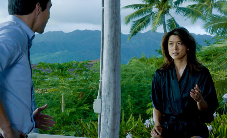 Kono Serious  - Hawaii Five-0 Season 5 Episode 14