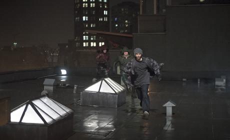 Bad Guy Alert - Arrow Season 3 Episode 13