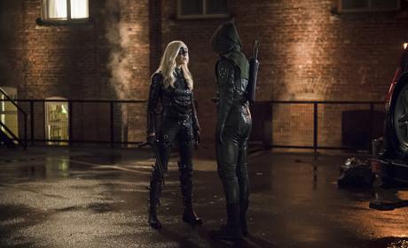 Caught Ya! - Arrow Season 3 Episode 13
