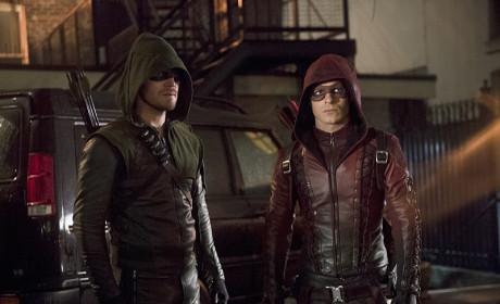 No Choice But to Watch - Arrow Season 3 Episode 13