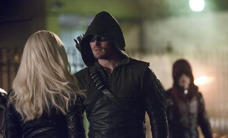 Another Shot - Arrow Season 3 Episode 13