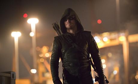 The Hood - Arrow Season 3 Episode 13