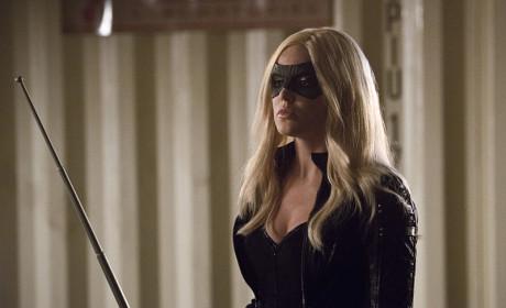 The Sexy Canary - Arrow Season 3 Episode 13