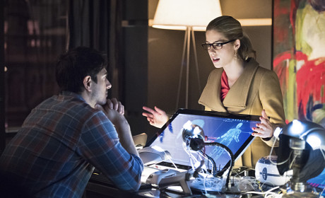 Making Plans - Arrow Season 3 Episode 13