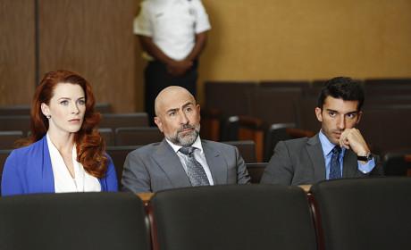 Rose, Emilio and Rafael - Jane the Virgin Season 1 Episode 8