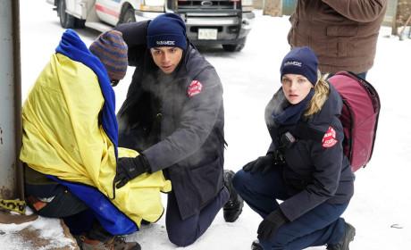 A Helping Hand - Chicago Fire Season 3 Episode 14