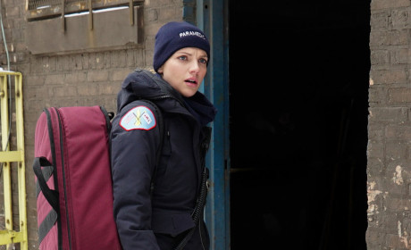 Not Amused - Chicago Fire Season 3 Episode 14