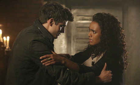 Kol and Rebekah - The Originals Season 2 Episode 13
