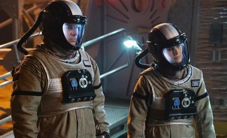 Spacesuits? - Castle