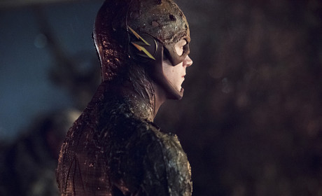 Burnt Out - The Flash Season 1 Episode 14