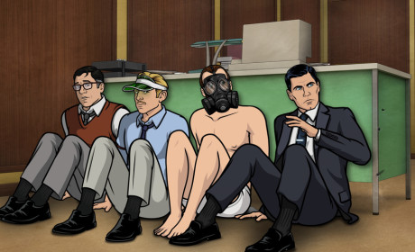 Archer Season 6 Episode 6 Review: Sitting