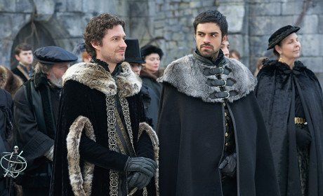 "Reign Photos from ""Forbidden"""