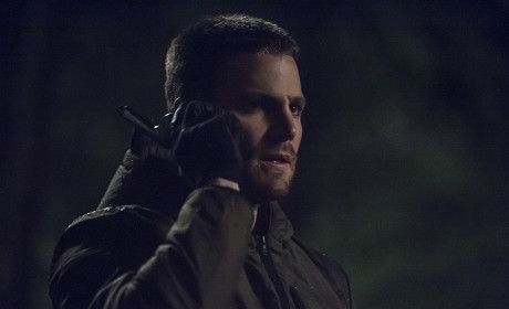 Can You Hear Me Now? - Arrow Season 3 Episode 14