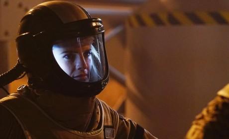 The Beckett Glare - Castle Season 7 Episode 16