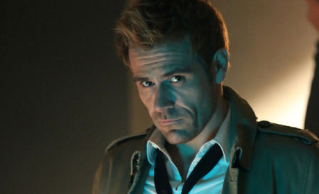 Matt Ryan Teases Constantine Finale, Potential Season 2 & More