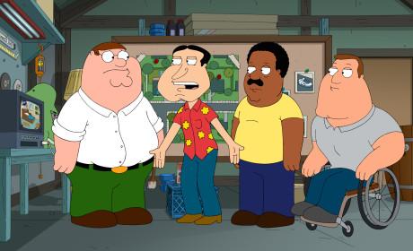 Family Guy Season 13 Episode 11 Review: Encyclopedia Griffin