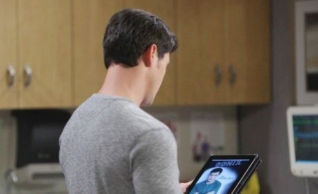 Paul Reads His Article - Days of Our Lives