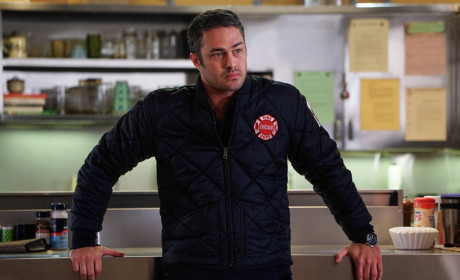 Not Impressed - Chicago Fire Season 3 Episode 15