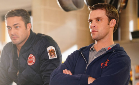 An Informal Meeting - Chicago Fire Season 3 Episode 15