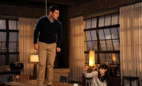 New Girl Season 4 Episode 17 Review: Spiderhunt