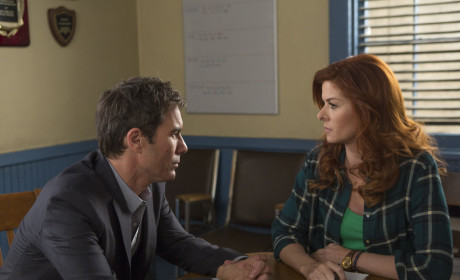 The Mysteries of Laura Season 1 Episode 16 Review: The Mystery of the Exsanguinated Ex
