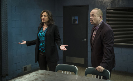 Life Changing News - Law & Order: SVU