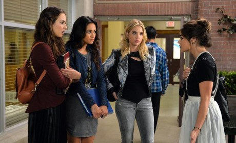 A Morning Lie - Pretty Little Liars Season 5 Episode 21