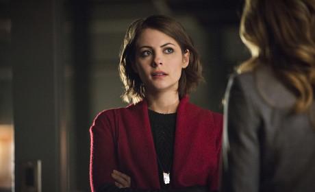 Spilling Secrets? - Arrow Season 3 Episode 15