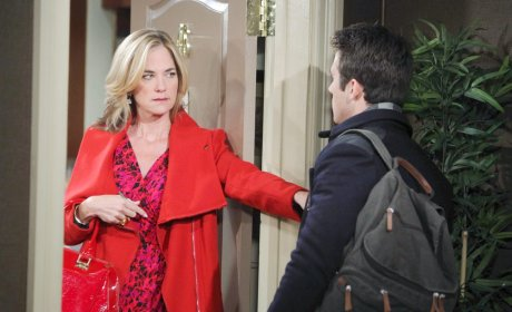 The Lady in Red - Days of Our Lives