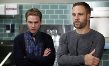 Fitz and Hunter Listen  - Agents of S.H.I.E.L.D. Season 2 Episode 11