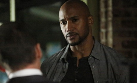 Mack Chats With Coulson - Agents of S.H.I.E.L.D. Season 2 Episode 11