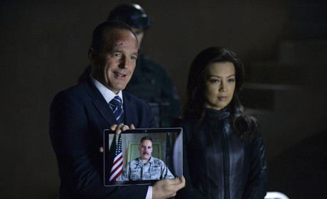General Talbot Makes An Appearance - Agents of S.H.I.E.L.D. Season 2 Episode 11