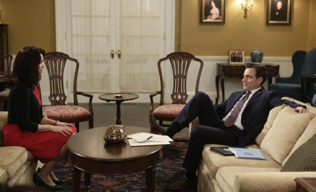Fitz and Mellie - Scandal Season 4 Episode 14