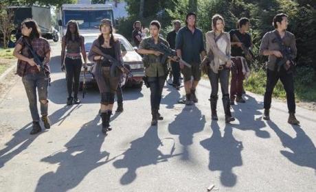 The Walking Dead: Watch Season 5 Episode 12 Online