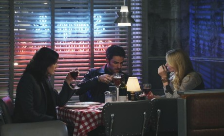 Party of Three - Once Upon a Time Season 4 Episode 13